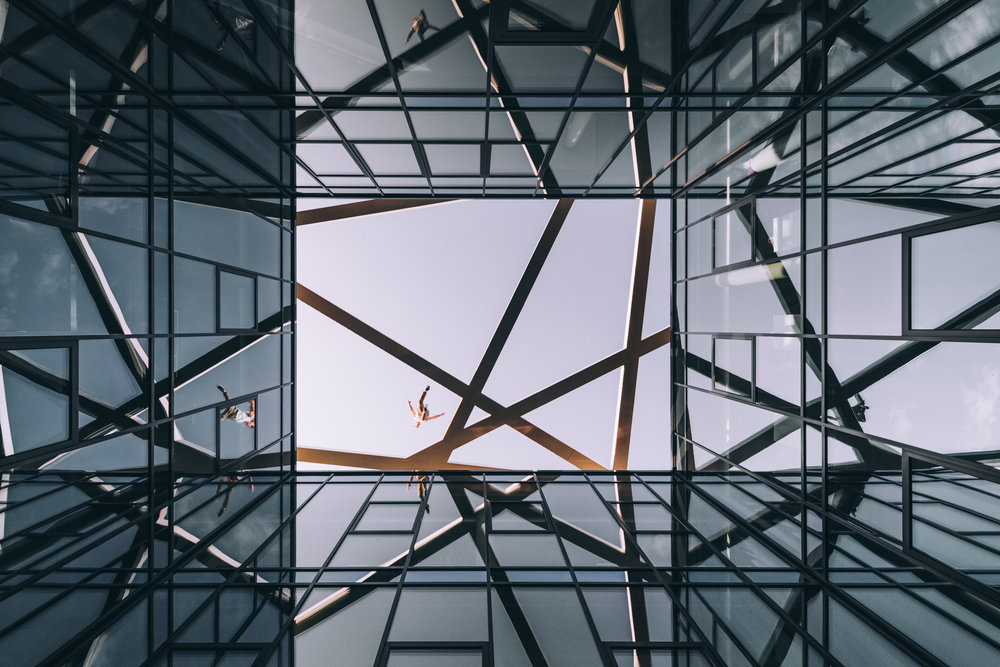 Benjamin Grams, Reflection Gap. Stuttgart, Germany; 2017