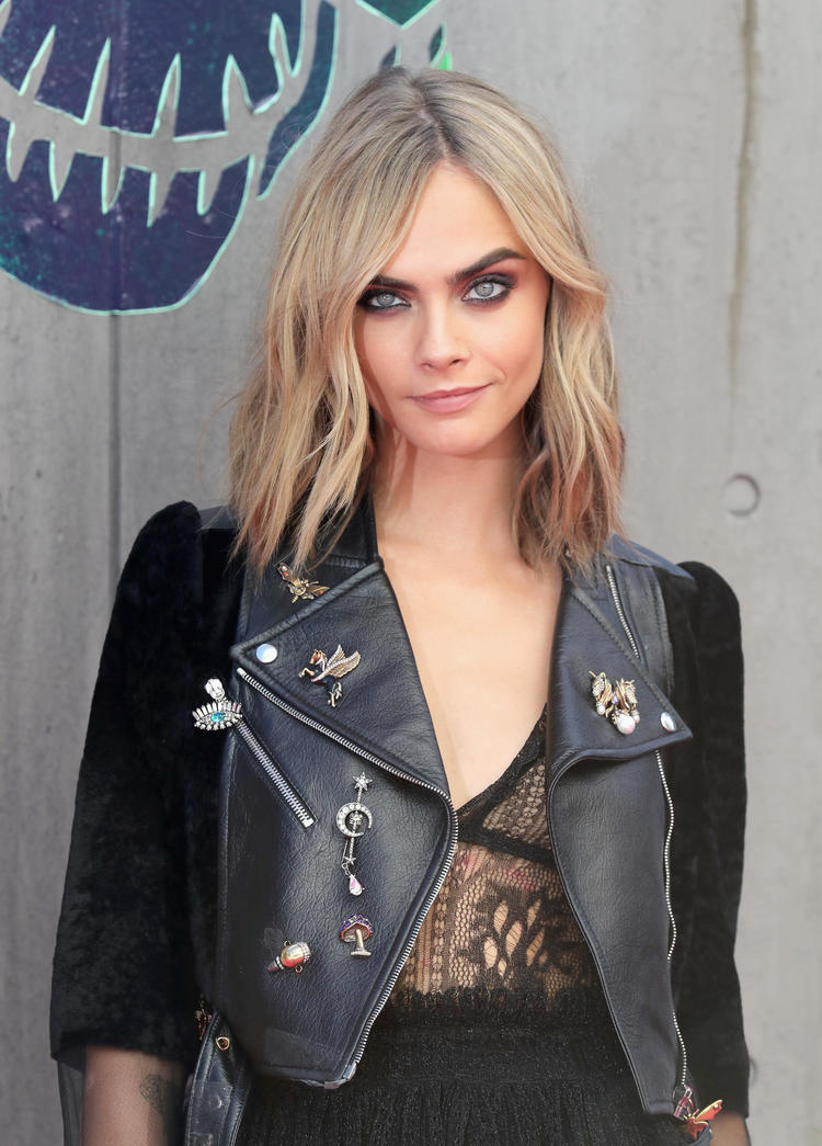 My Favorite Cara Delevingne Looks From The Suicide Squad Press