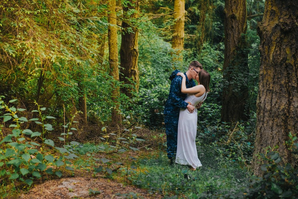 Beautiful Elopement PNW