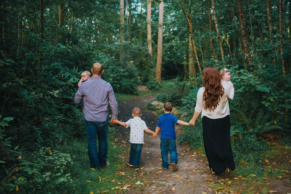 Oak Harbor Family Photographer