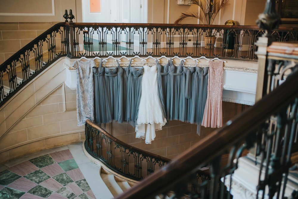Wedding Gown at Armour House