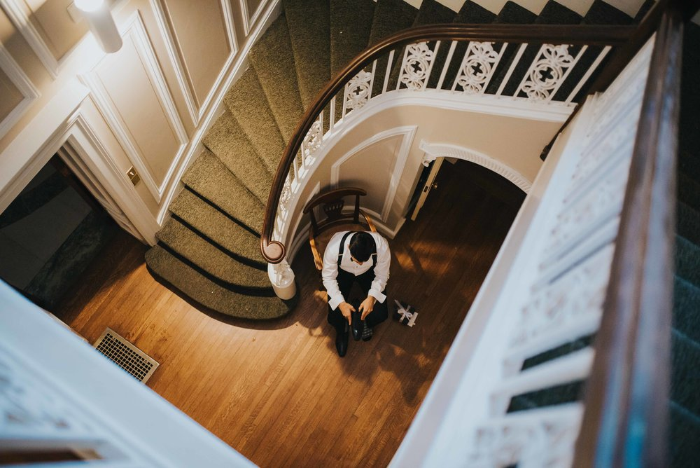 Armour House Staircase
