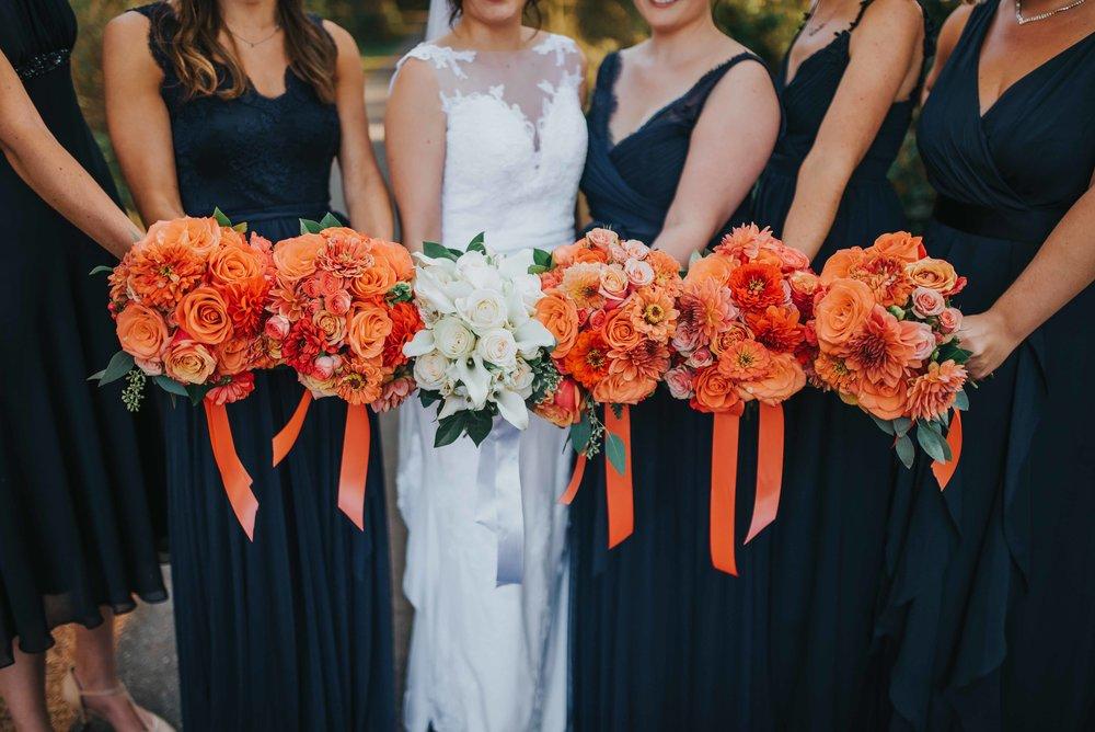 Bridal bouquet J Hodges Photography
