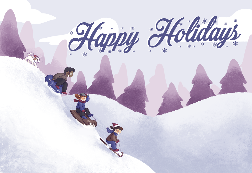 Christmas Card   Digital, 2016