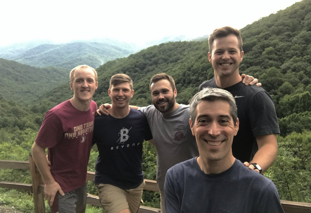 We made it to the mountains!