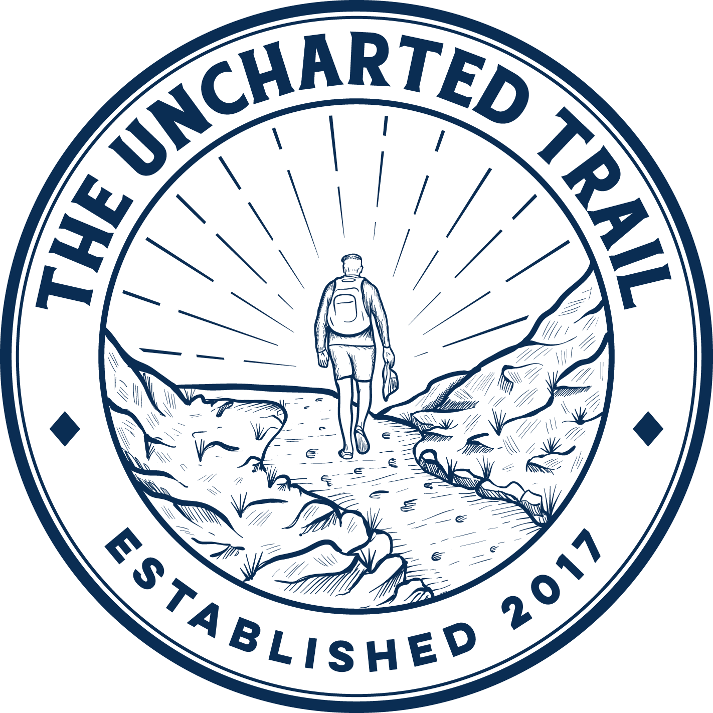 THE UNCHARTED TRAIL