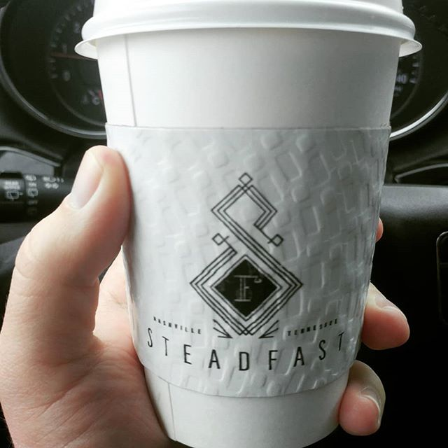 What happened to fall in Tennessee?! Ughhh, 35 degrees and snow blowing in! Had to get something to warm me up between clients. ☔❄☕😬 @steadfastcoffee @daniellebreezytv #personaltrainer #fitnessentrepreneur #mavenmethods #hiittraining #hiitworkout #circuittraining #fitgoals #fitmotivation #nashvillefit #nashvilletrainer #musiccityfit #musicrow #getatme #winterweather #wheredidfallgo #snow #pickmeup #coffee #steadfastcoffee #nashville