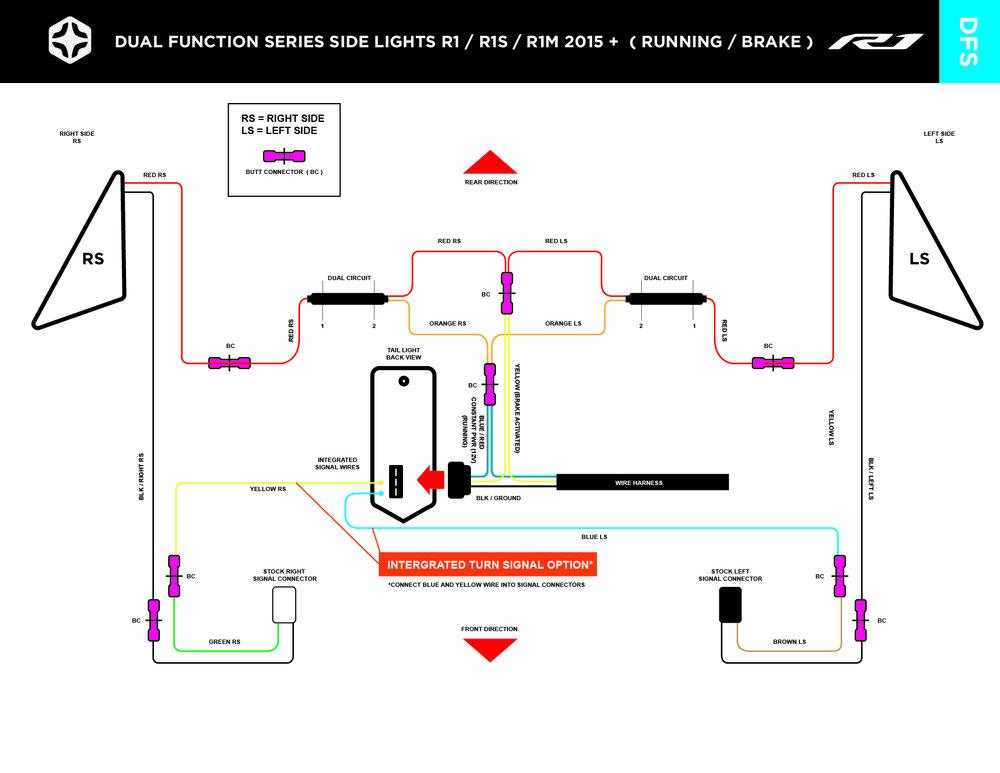 gallery \u2014 jl designs custom yamaha r1 r6 parts tail light Yamaha Road Star Forum