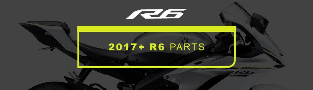 2017 - 2018 Yamaha   r6 Custom parts