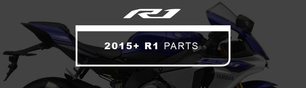 2015 - 2018 Yamaha   r1 / r1s / r1m - Custom parts