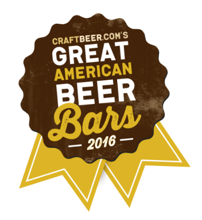 Voted Best Beer Bar in California!