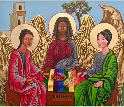 The Trinity by Kelly Latimore - https://pixels.com/featured/the-trinity-kelly-latimore.html