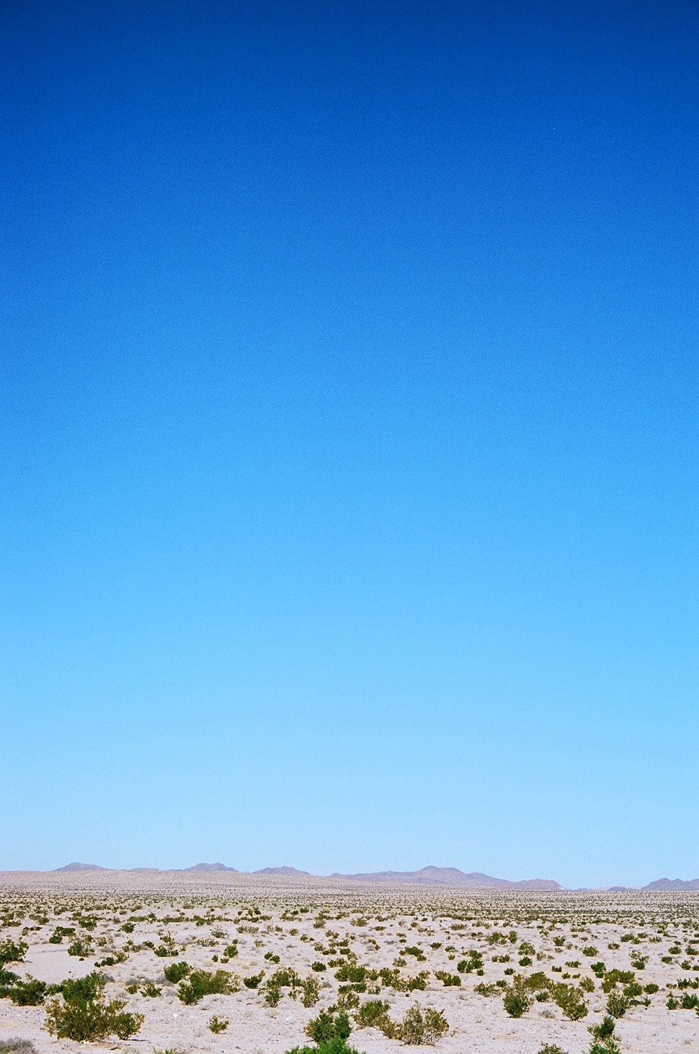 """Tranquility"" - Somewhere between Vegas and LA, 2014"