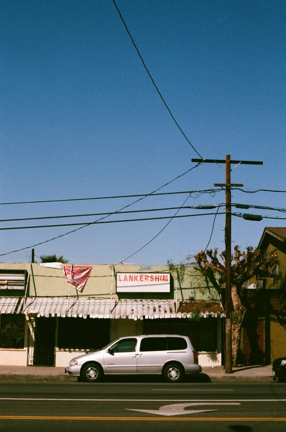 Lankershim, a Portrait Cityscape , 2015, Canon AE-1