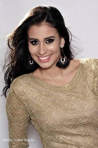 Amanda Barbacena, de Dom Aquino, é a nova Miss Mundo Mato Grosso 2016.