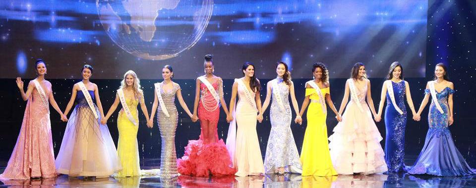As semifinalistas: Filipinas, Indonésia, Bélgica, Brasil, Quênia, EUA, China, República Dominicana, Porto Rico, Coréia do Sul e Mongólia.
