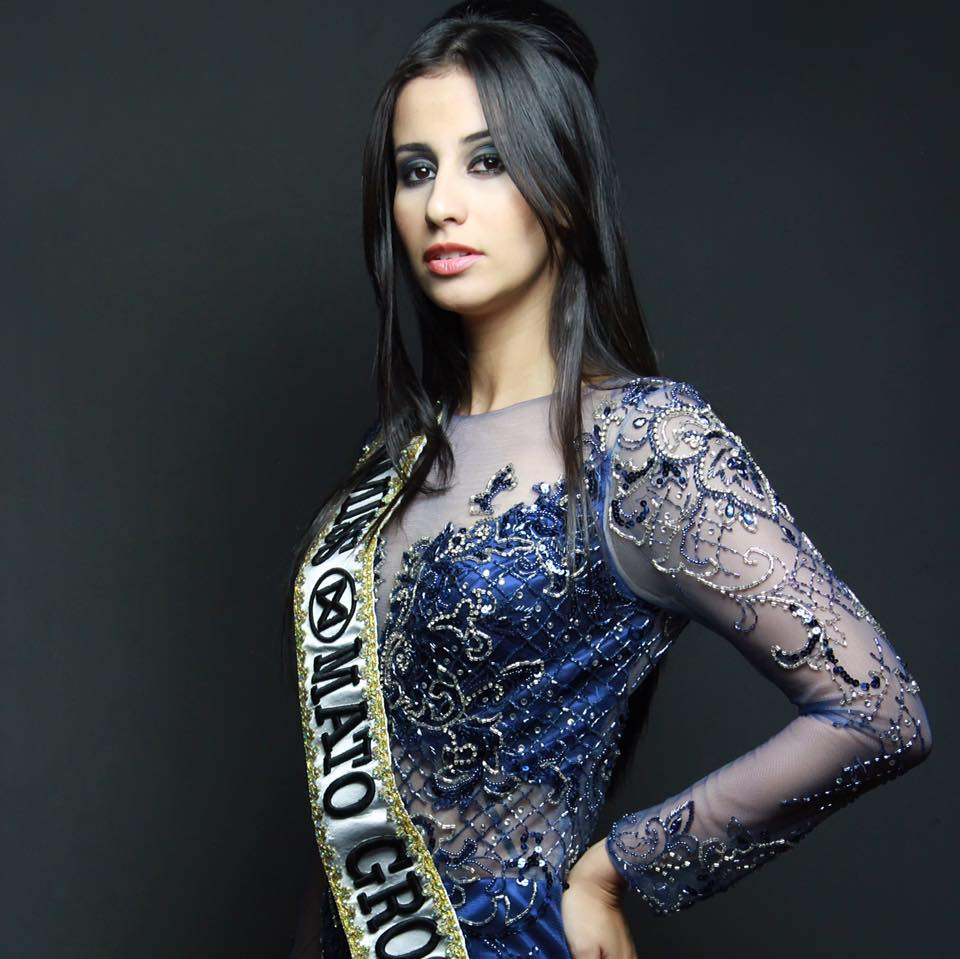 Amanda Barbacena, Miss Mato Grosso 2016 (foto/divulgação)
