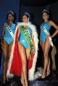 PA em terceiro, TO eleita Miss Brasil Universo, e GO foi a Miss Brasil - World 2003.
