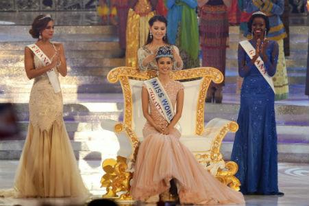 Megan Young das Filipinas venceu o Miss Mundo 2013. A outra grande favorita ao título, a brasileira Sancler Frantz, ficou fora do Top 3, que foi completado por França (2) e Gana (3). O Brasil ficou em quinto lugar.
