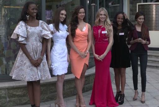 """Grupo 6 do """"Head to Head Challenge"""": Botsuana, Brasil, África do Sul, Canadá, Etiópia e Bangladesh."""