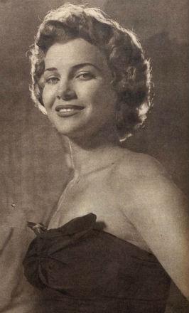 A beleza (quase) incontestável de Martha Rocha (O Cruzeiro).