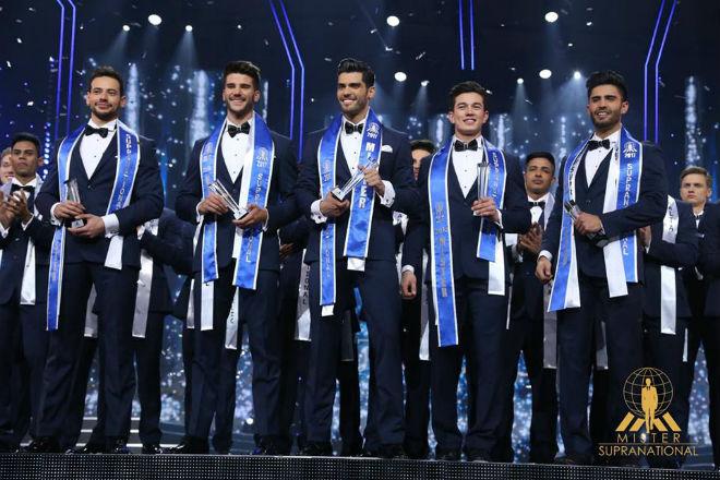 O Mister Brasil CNB 2017 Matheus Song em um pódio de peso no Mister Supranational: terceiro lugar na Polônia!