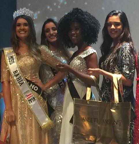 Serra do Ramalho, Valença e Paulo Afonso: o Top 3 do Miss Bahia CNB 2018.