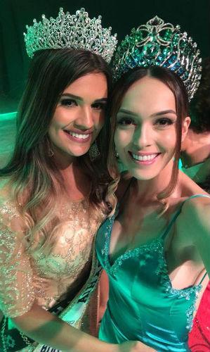 Marcela Moura e Gabrielle Vilela,