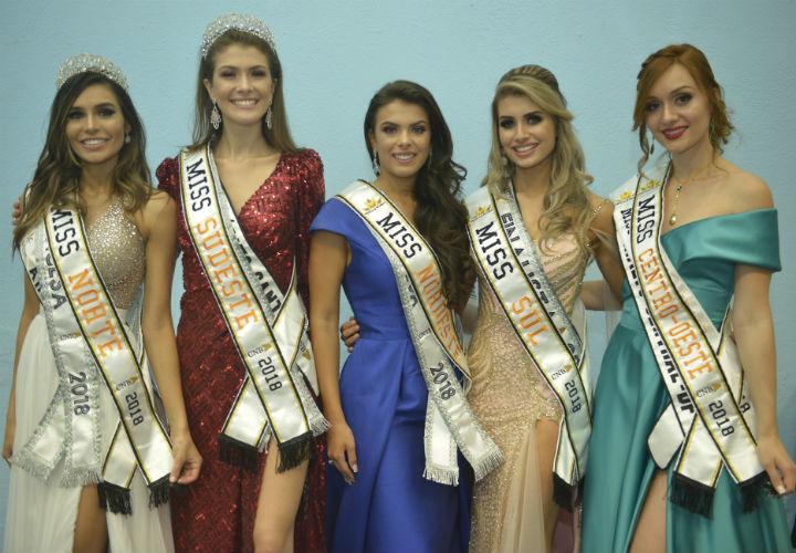 Rainhas Regionais da Beleza - divulgação/Aliram Campos