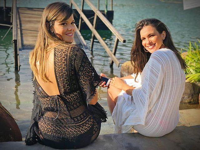 Luciana Bertolini (@lu_bertolini), Miss Brasil Mundo 2009 e Kamilla Salgado (@kamilla_salgado), Miss Brasil Mundo 2010 em foto de @lcorodrigues. -  #cnb #concursonacionaldebeleza #missbrasilmundo2010 #missbrasilmundo2009 #missbrasilmundo #missworld #missbrasil #missworldbrazil #kamillasalgado #lucianabertolini #belezapelobem #beautywithapurpose #miss #beautyqueen #lvassessoria #livitreinamento #alexanderimage #redebrasil #love #instagood #happy #instagram