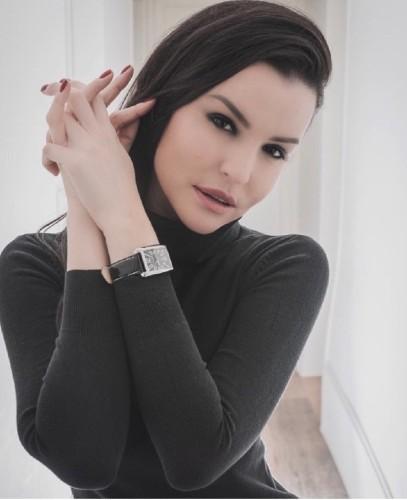 Jornalista e apresentadora Tamara Almeida.