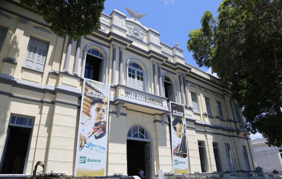 O Museu da Gente Sergipana, considerado um dos melhores do Brasil, sediará a grande final do Mister Sergipe CNB 2019 (foto: Leonardo Rodrigues).