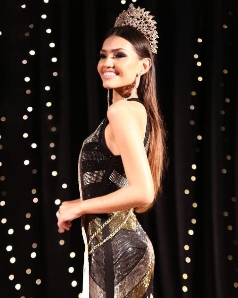 Maisa Santa Rita é a Miss Brasília CNB 2019.