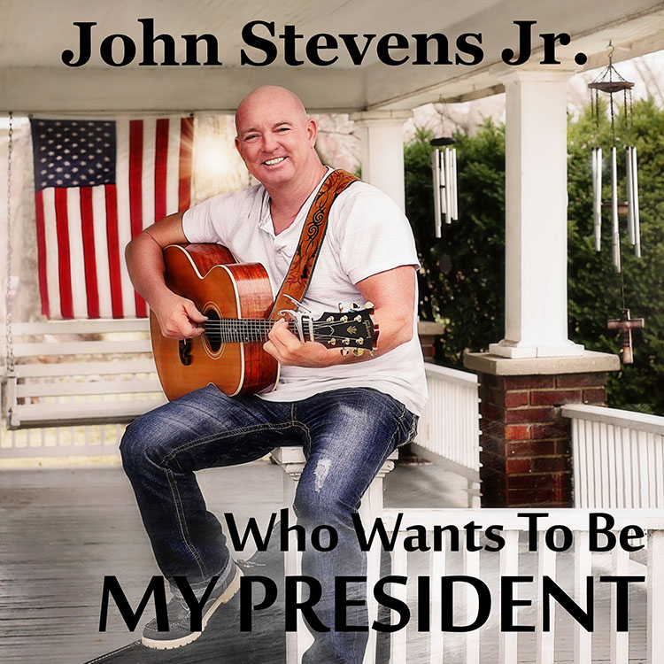 Who Wants To Be My President is available on iTunes