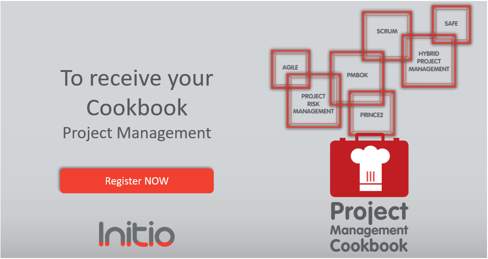 The Business Line  Governance & Project  has published the  CookBook Project Management , a compilation of different themes related to project & change management varying from a description of different project methodologies ranging from Waterfall approach to Agile newest framework .
