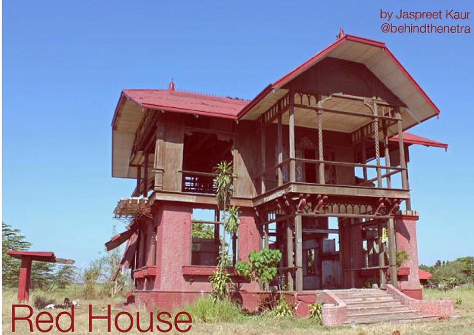 "Red House  I tighten my fists in hope that I could crawl into the small space they hold Fall into darkness I lay on the floor, staring up at the rice paper lamps that still hang They call us the comfort women But my every inch feels uncomfortable Raw Torn Ripped like the pages of the women of China, Korea and here in the Philippines We are the forgotten We are the red silk fantasies floating around in that red house ""After the war, no one wanted to live here. They were too scared.""  Afraid to hear the screams that still whisper in the crumbling blood-red villa The memories of the atrocities committed inside fail to fade We managed to escape to a western horizon, but nothing can soothe the flames The burn The rose thorns pressed into my thighs.  ""I was really struggling because I didn't want my clothes to be stripped off. I kept my legs together, tightly crossed. After I did that, they punched my thighs so that they could do what they wanted.""  Those evil sweat-necked night birds devoured my seeds  But one day I will open my fists and my bones will fly past the temple of a thousand sighs Past the red canopy and those whose screams turn to glass and shatter into the night sky."