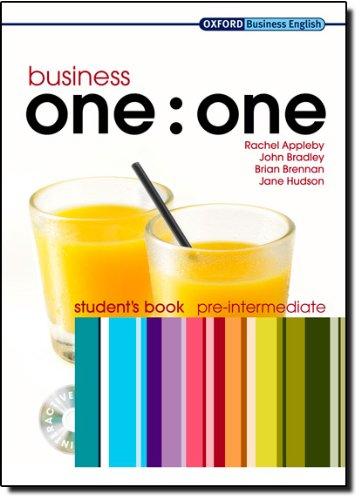 Business one:one Pre Intermediate