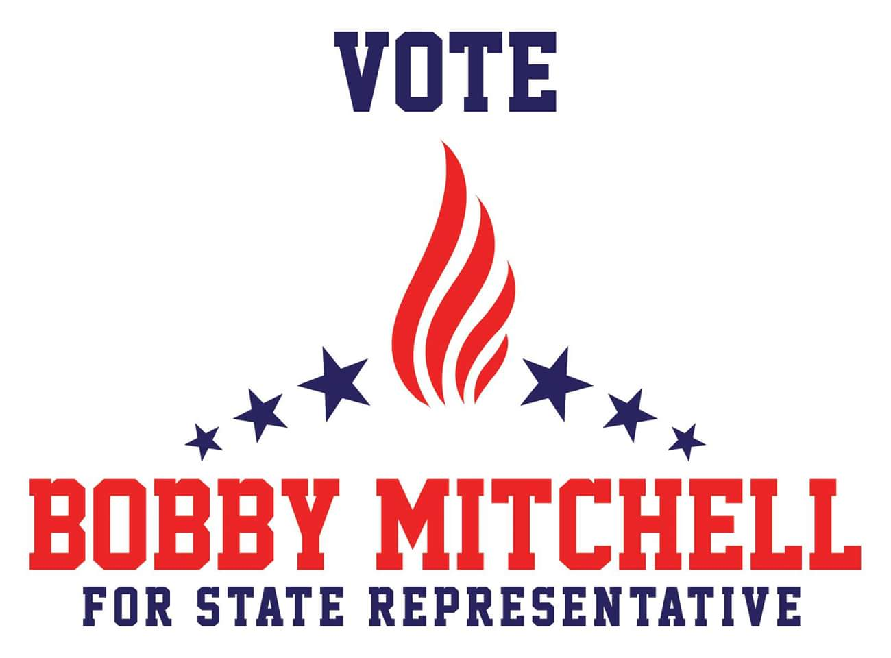 Elect Bobby Mitchell for State Representative