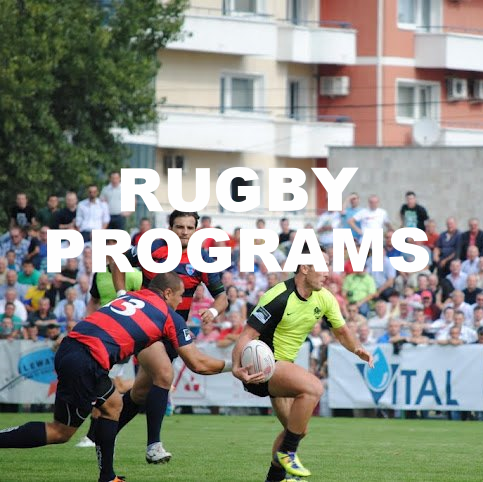 rugby programs..