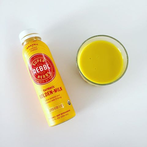 Rebbl Turmeric Golden Milk