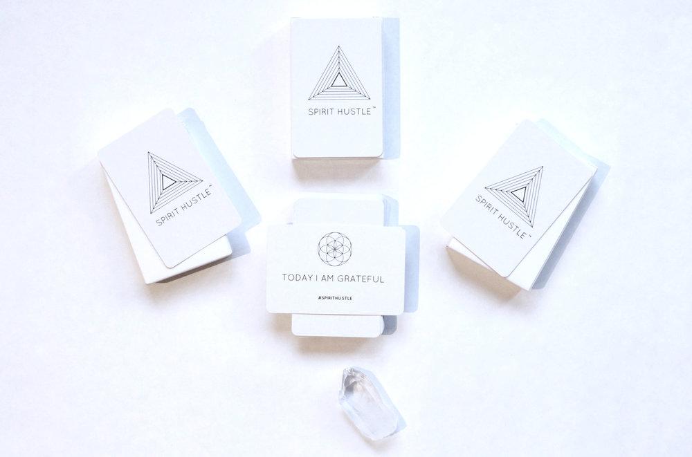 Spirit Hustle Cards