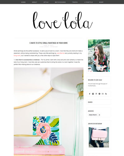 Love Lola   feature