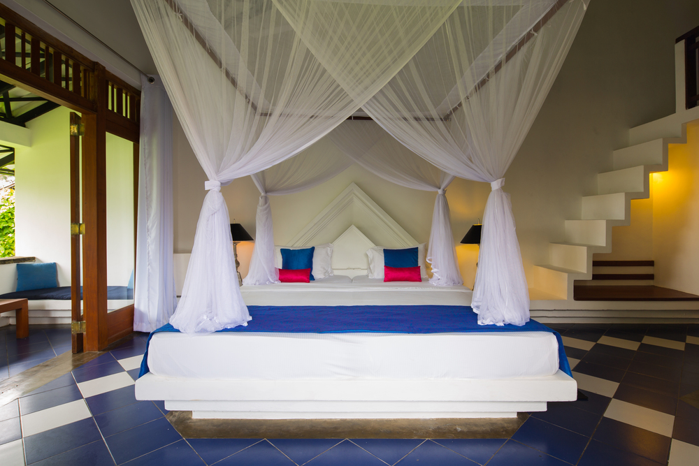 A room at Bentota Club Villas