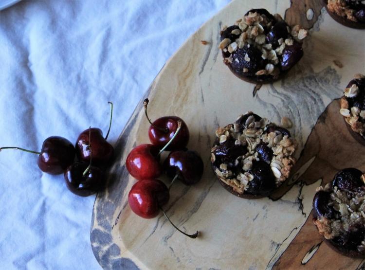 Gluten+Free+Cherry+Tart