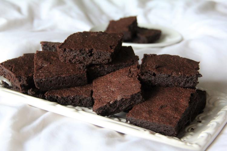 Dark+Chocolate+Brownies