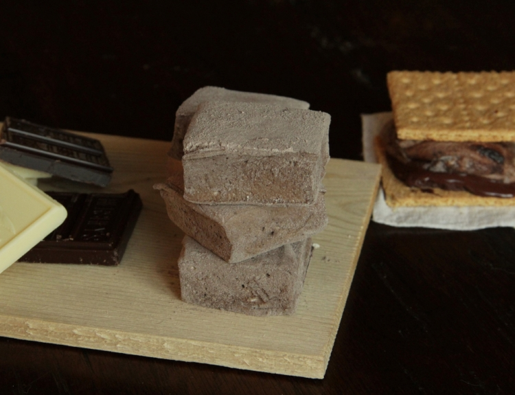 Chocolate+Raspberry+Marshmallow+Smores