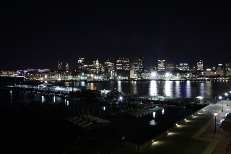 Boston+Cityscape
