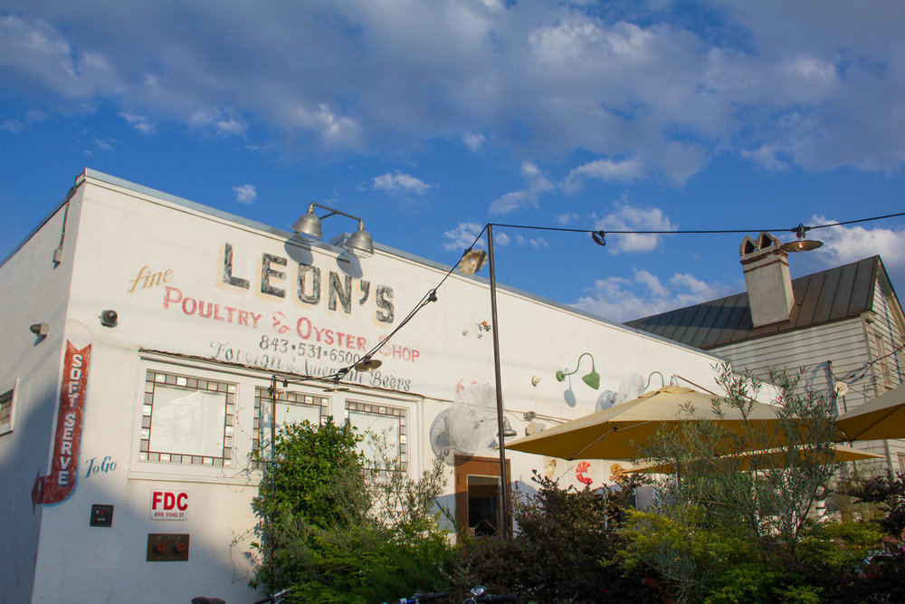 Leon's Fine Poultry and Oysters