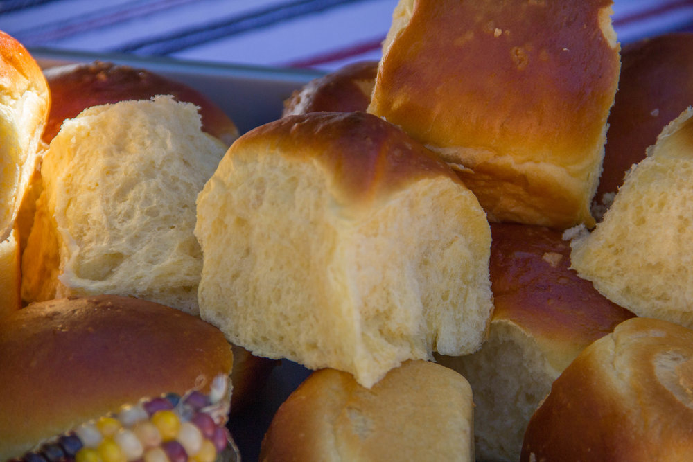 Hawaiian Rolls recipe... also goes well with a Maine Lobster Bake