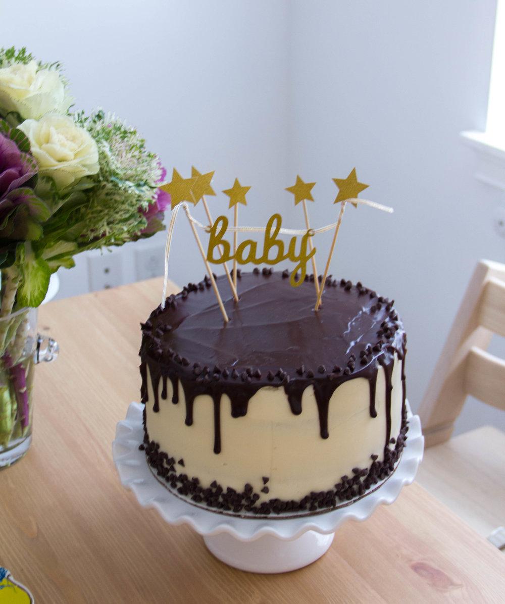 Baby Shower Cake Recipe